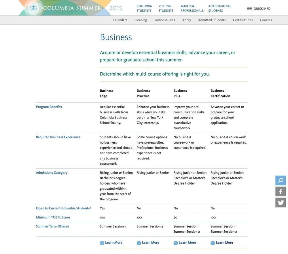 Columbia Business School Emba Academic Calendar | Isacl_Columbia B School Calendar