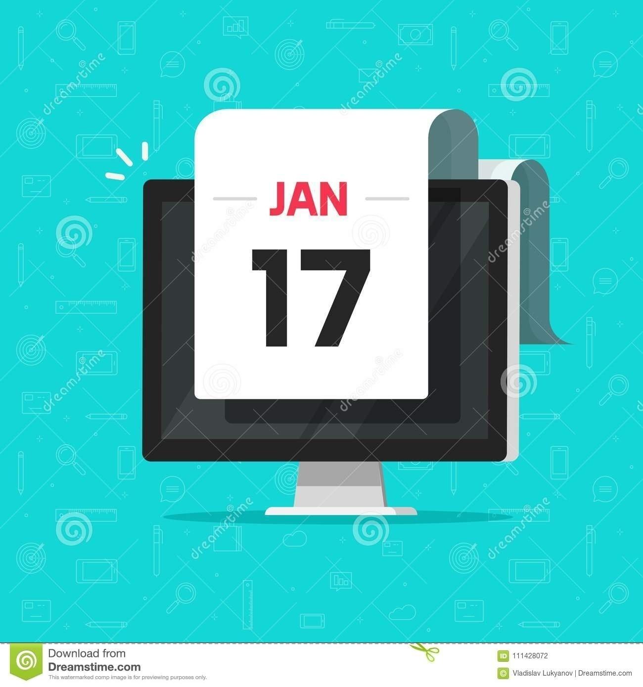 Countdown Calendar For Computer Desktop • Printable Blank Calendar_Calendar Countdown In Desktop