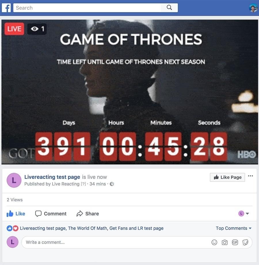 Countdown Calendar On Facebook • Printable Blank Calendar Template_Countdown Calendar On Facebook