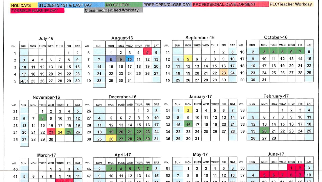 County Schools Adopt Calendar | News | Bgdailynews_School Calendar Lexington Ky