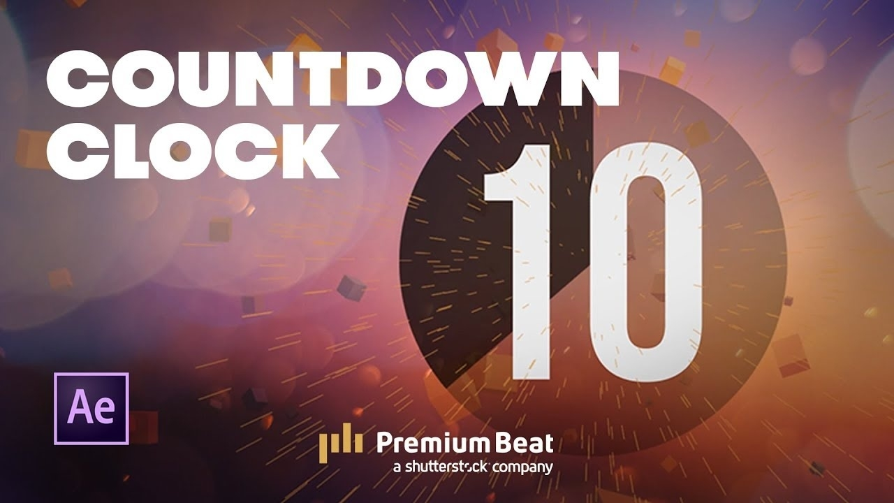 Creating A Countdown In After Effects  </p>   </div>        <br>     <div class=