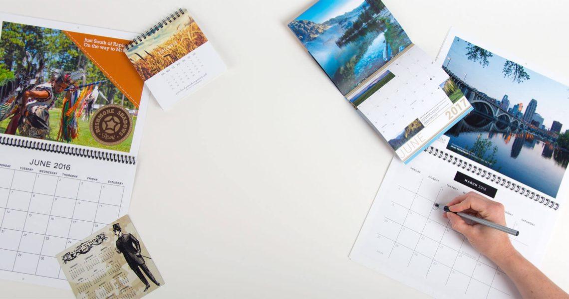 Custom Calendar Printing | Personalized Calendars | Smartpress_Calendar Printing Near Me