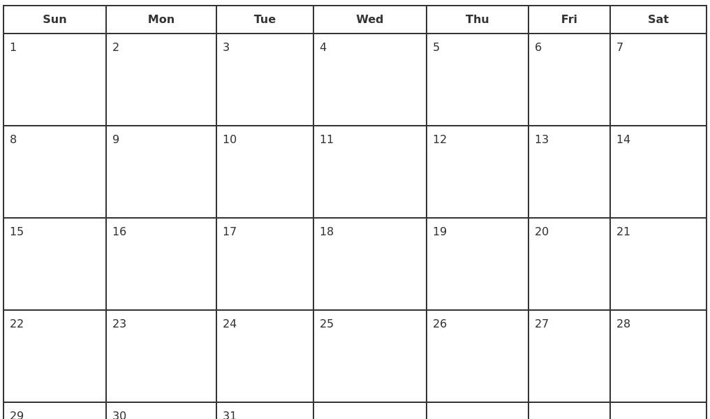 December 2019 Print A Calendar_Printing A Calendar For 2019