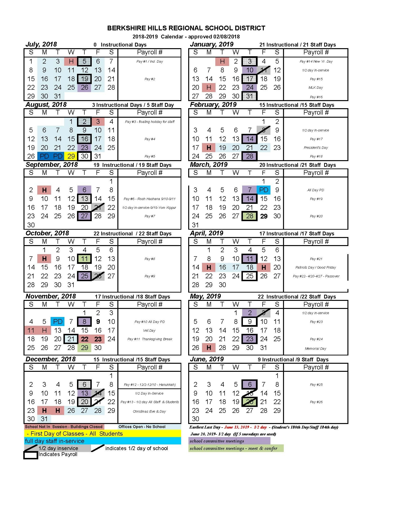 District Academic Calendar  </p>   </div>        <br>     <div class=
