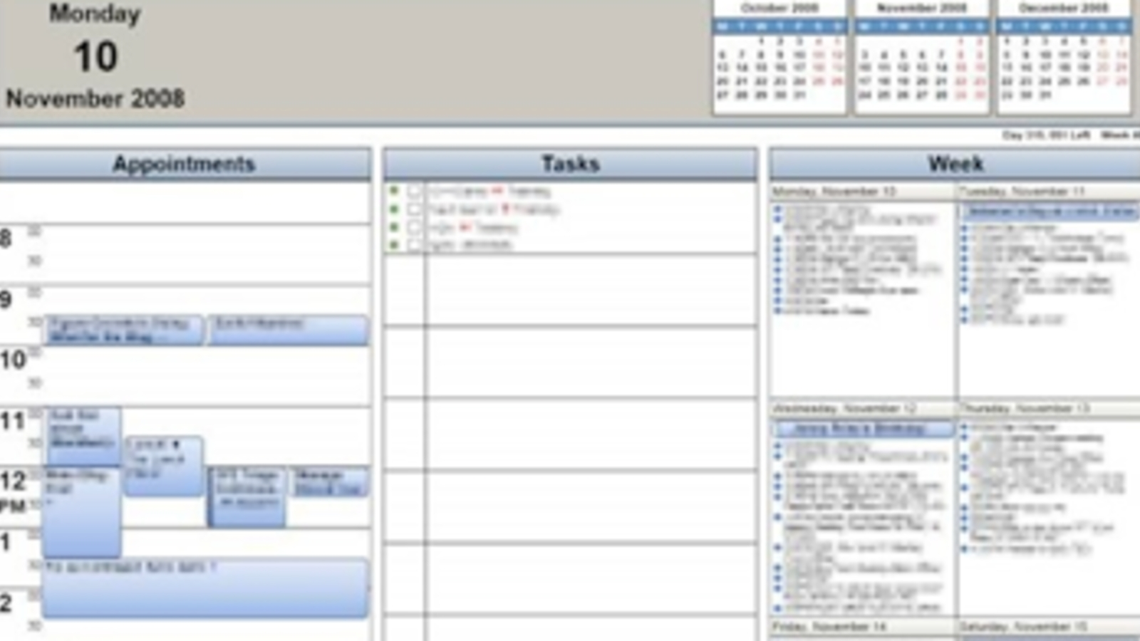 Download Templates For Calendar Printing Assistant For - Mandegar_Calendar Printing Assistant Download