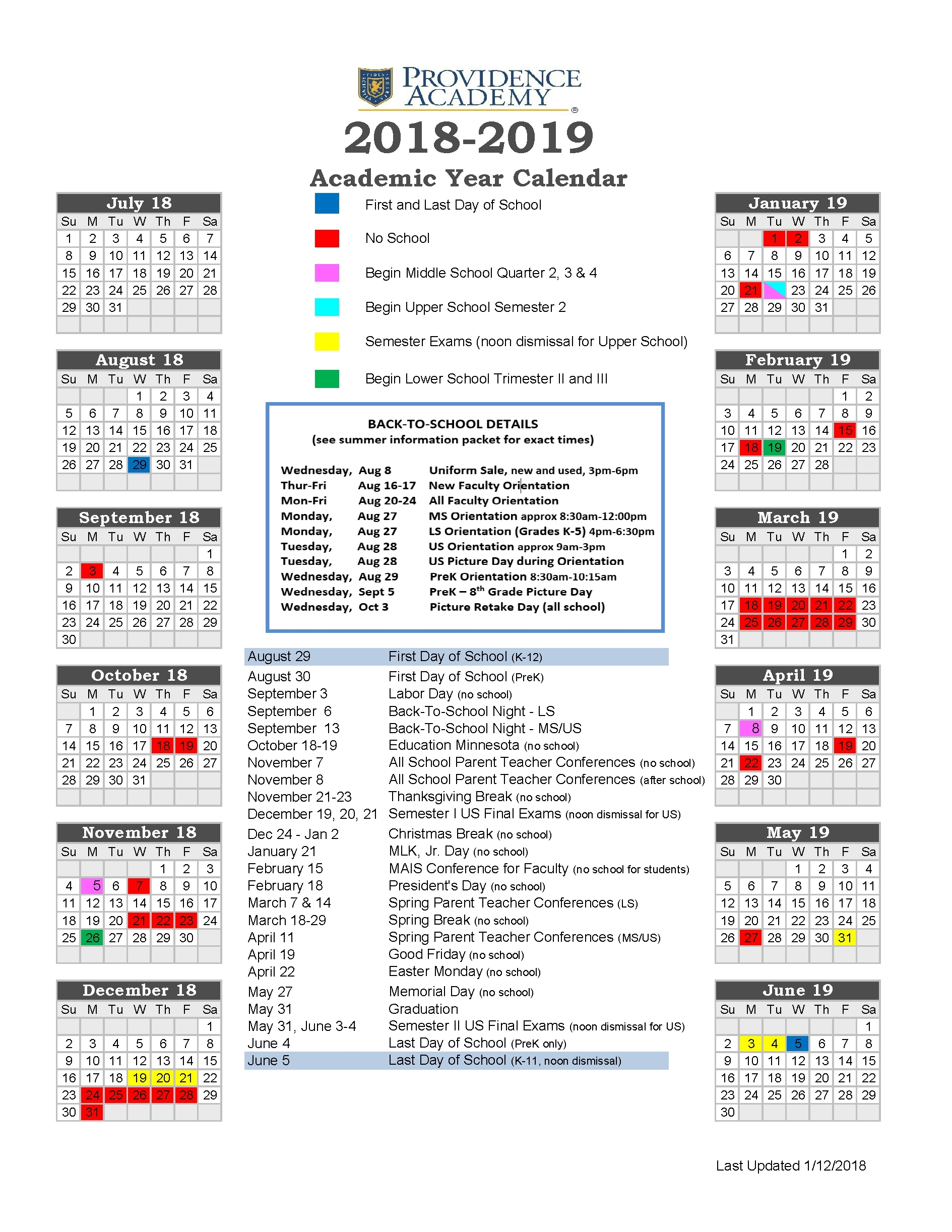 Extraordinary School Calendar Johnson City Tn • Printable Blank_School Calendar Rhode Island