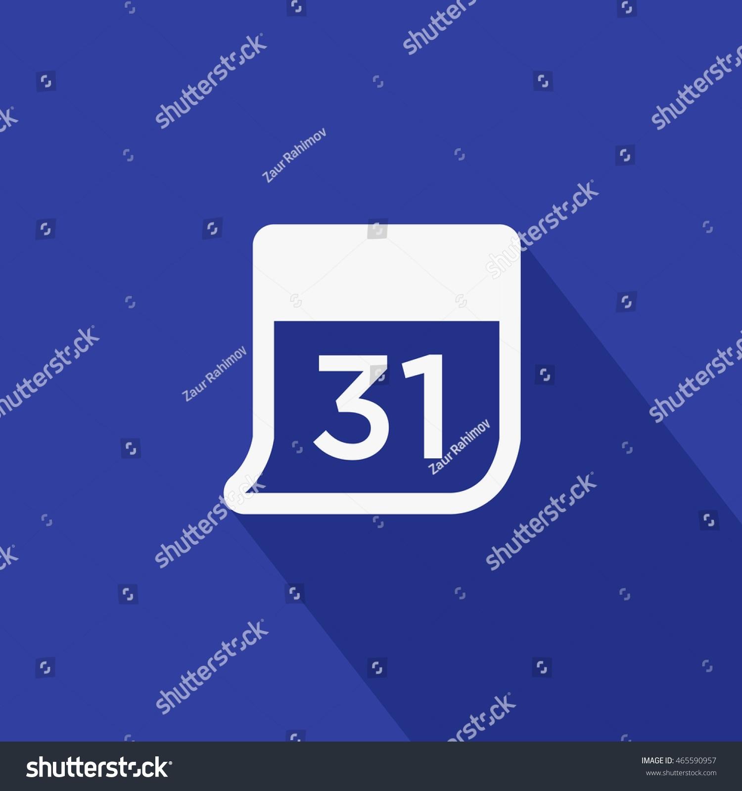 Facebook Calendar Icon Vector Date Graphic Stock Vector (Royalty_Calendar Icon On Facebook
