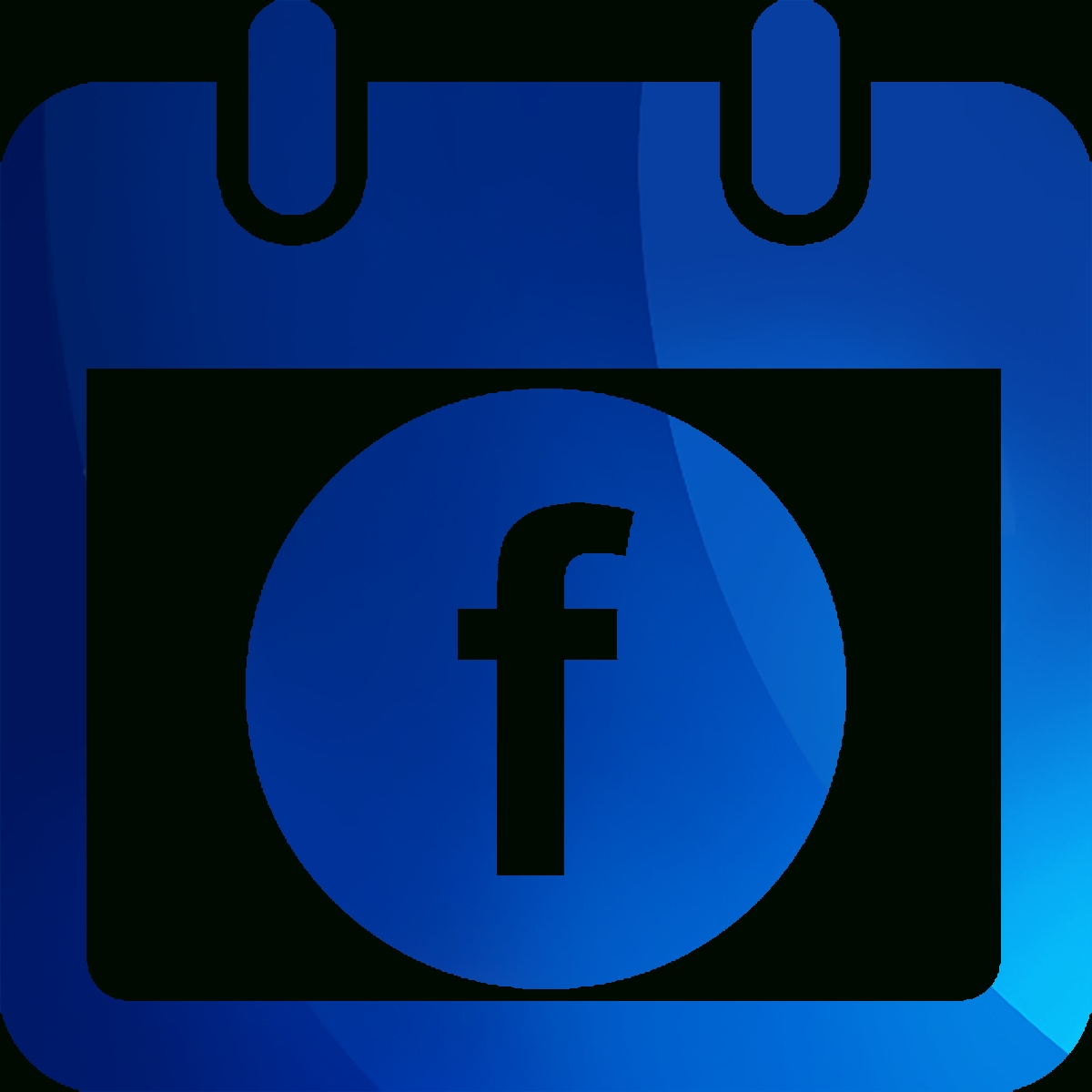 Facebook Events By Omega_Facebook Creation With A Calendar Icon