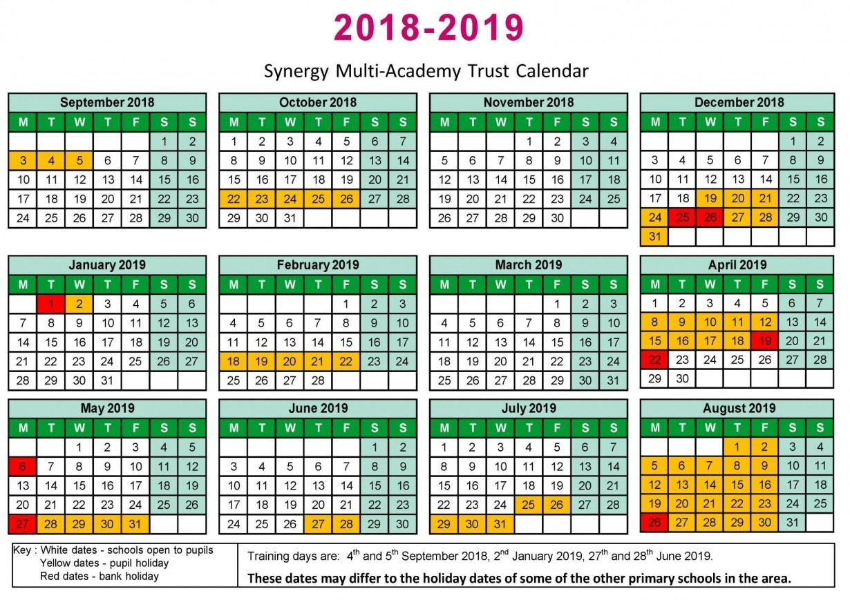 Foulsham Primary - Term Dates & Calendar_Term 4 School Calendar