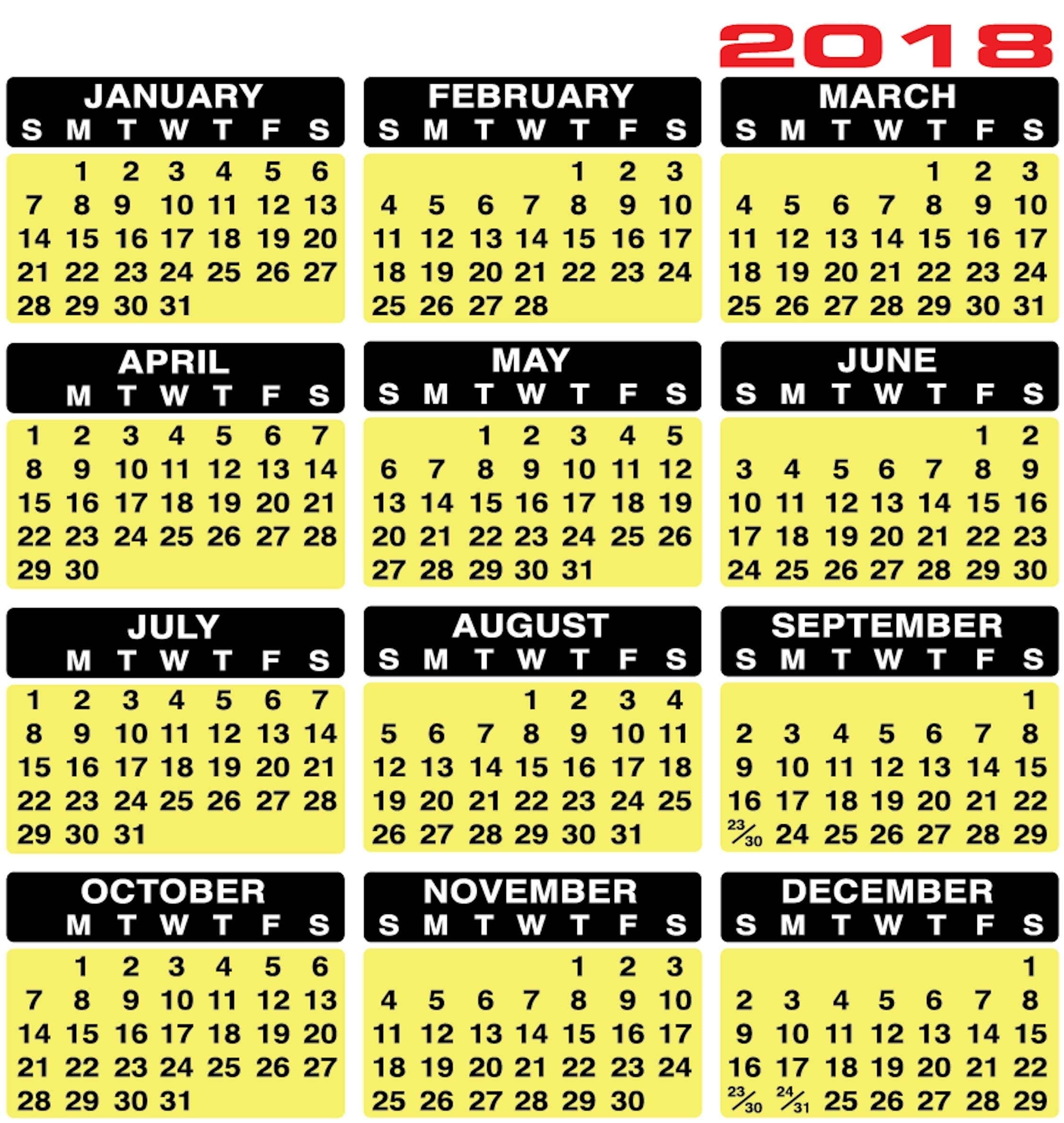 Free Printable 2019 Calendars & 2019 Calendar Strips-Printable_R School Calendar Hasbrouck Heights