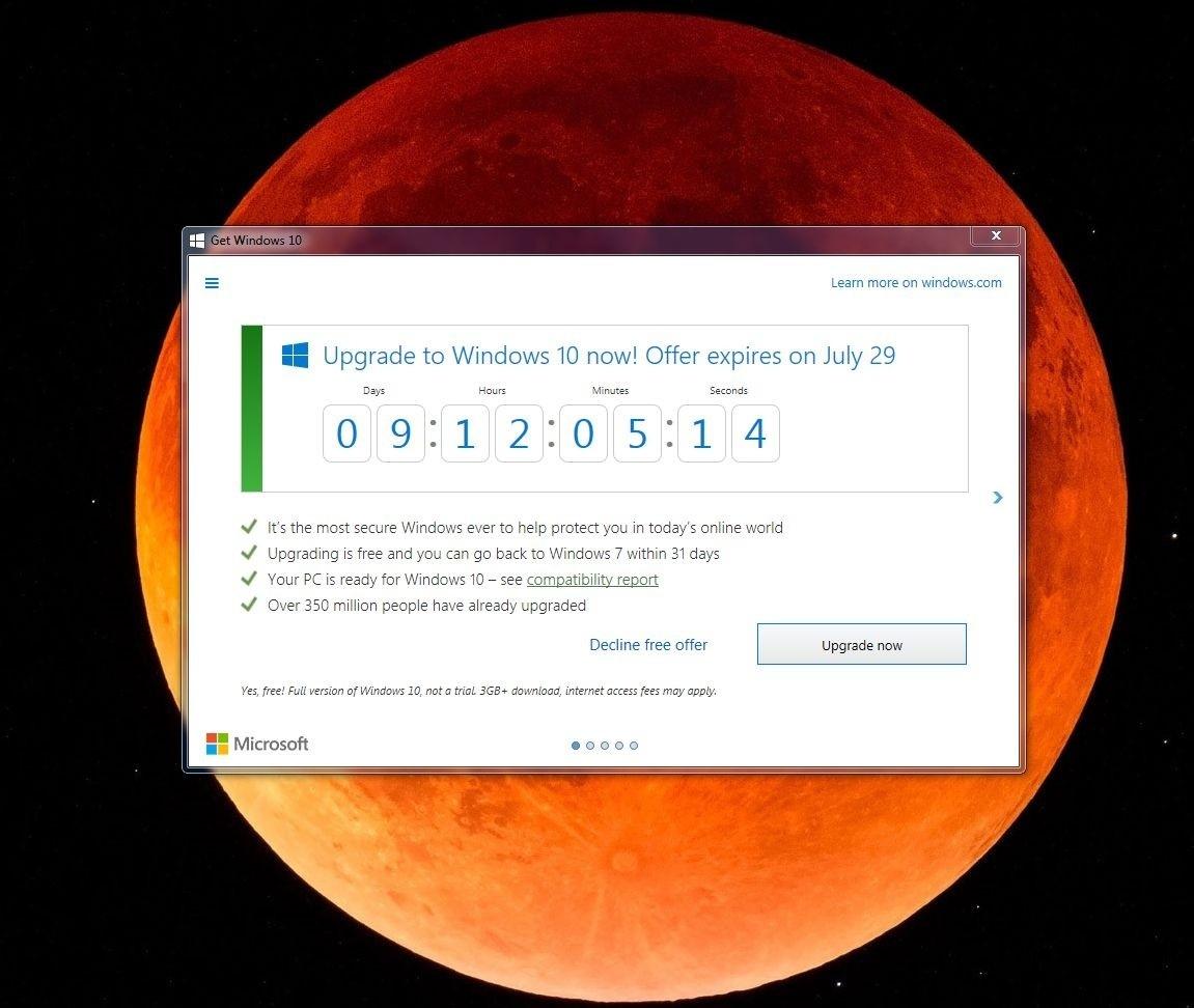 Free Windows 10 App Is Now Counting Down Days Till Deadline_Countdown Calendar Windows 7