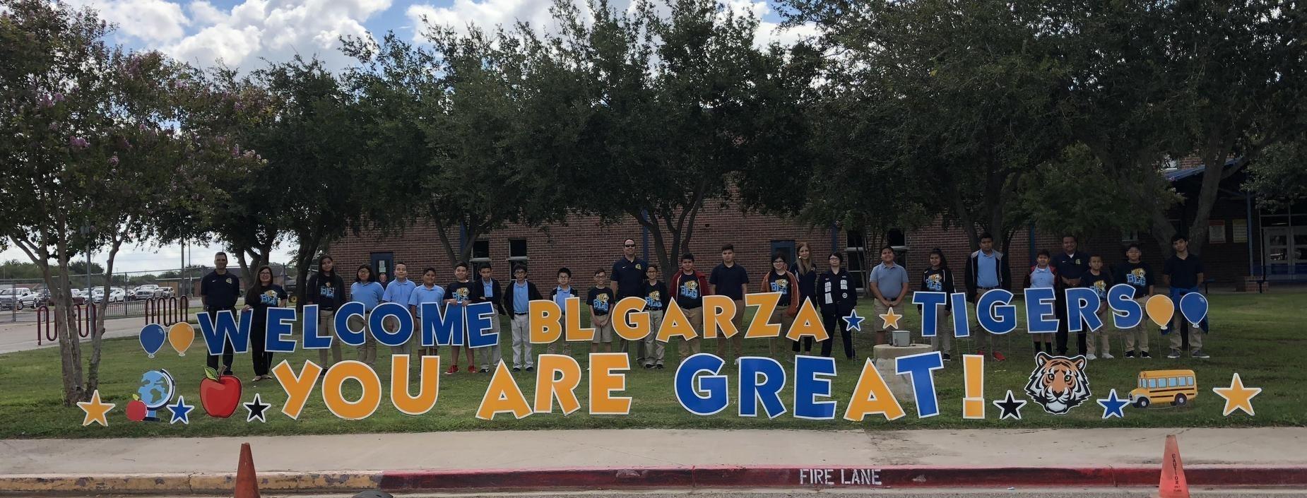 Garza Middle School_B Garza Middle School Calendar