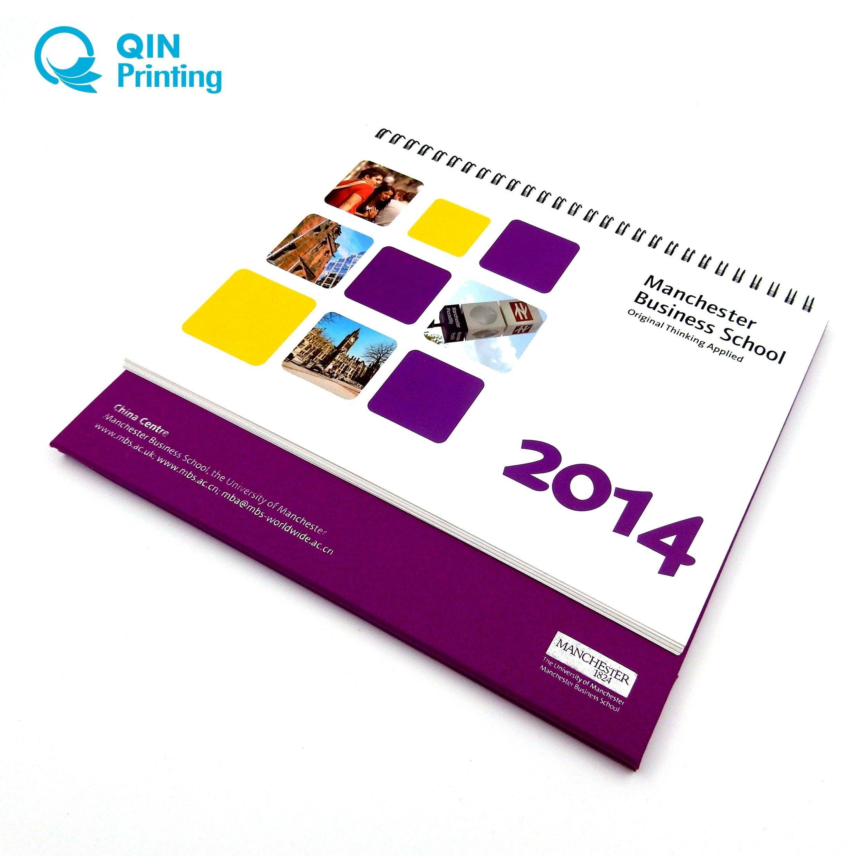 [Hot Item] Cheap Bulk 2018 Wall Calendar Printing_Calendar Printing With Photos