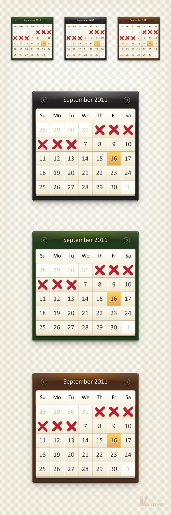 How To Create A Calendar Icon In Illustrator_Make A Calendar Icon