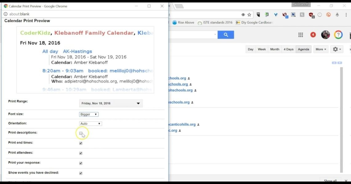 How To Print From Google Calendar_Printing Google Calendar With Details