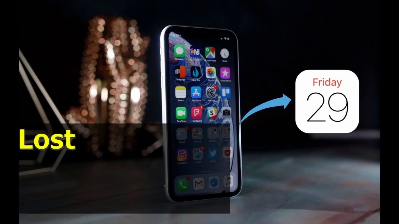 How To Recover Calendar On Iphone_Iphone 6 Lost Calendar Icon
