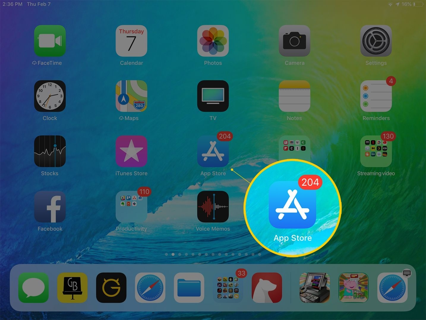 How To Restore Apps And Games To Your Iphone Or Ipad_Restore Calendar Icon On Ipad