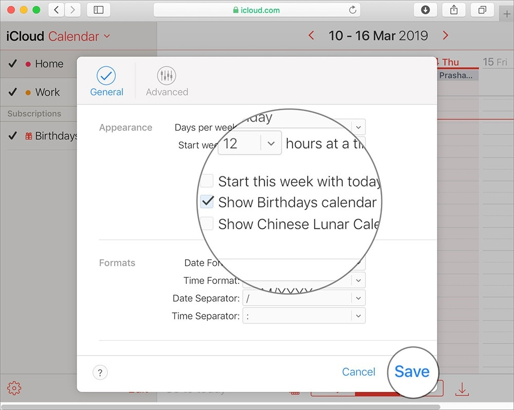 How To Show Birthdays In Apple Calendar App On Iphone, Ipad, And Mac_Iphone 5 Calendar Icon Missing