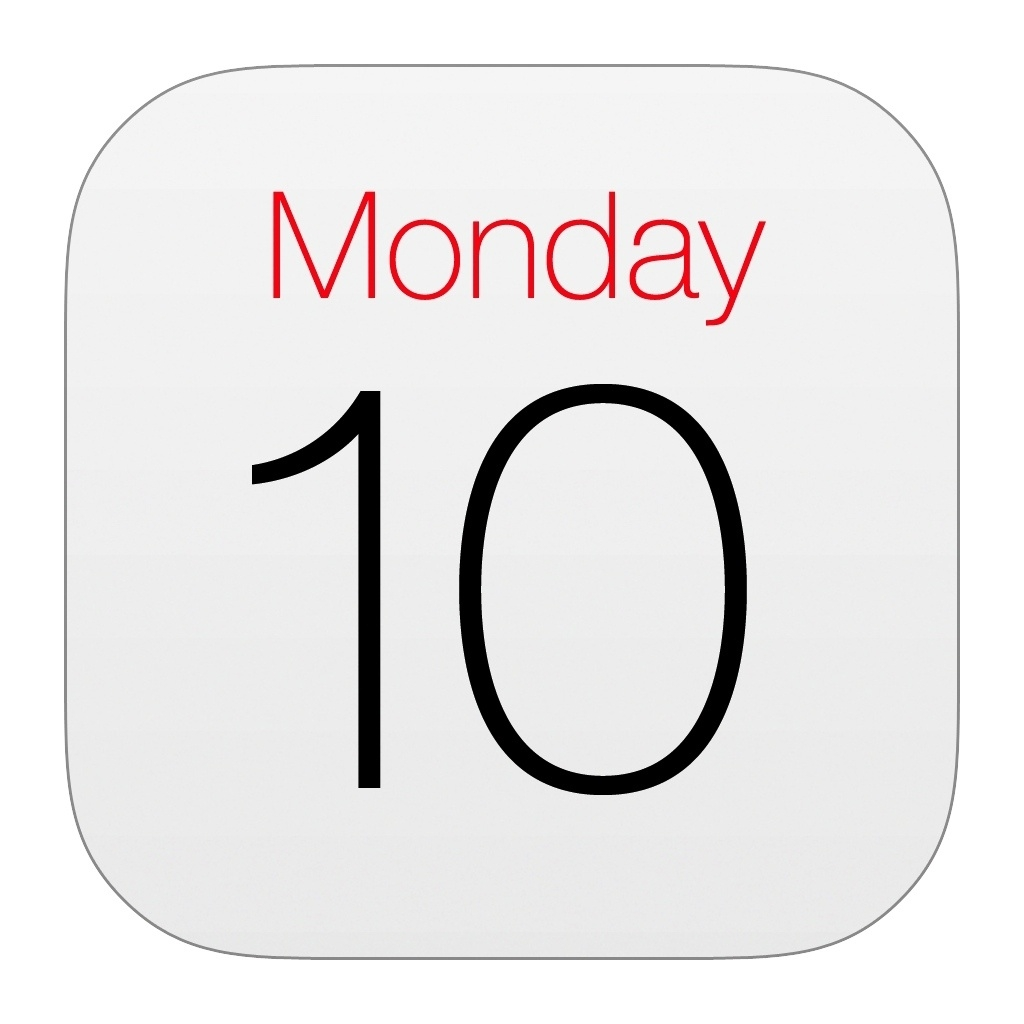 I Lost Calendar Icon On Iphone • Printable Blank Calendar Template_I Lost Calendar Icon On Iphone
