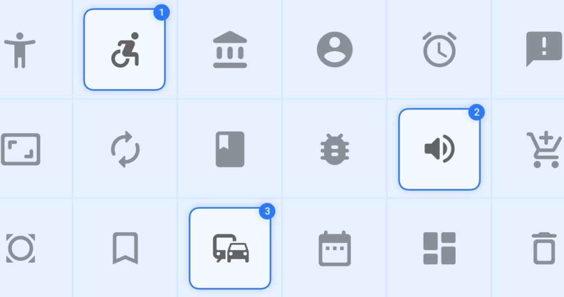Icons - Material Design_Calendar Icon Material Design