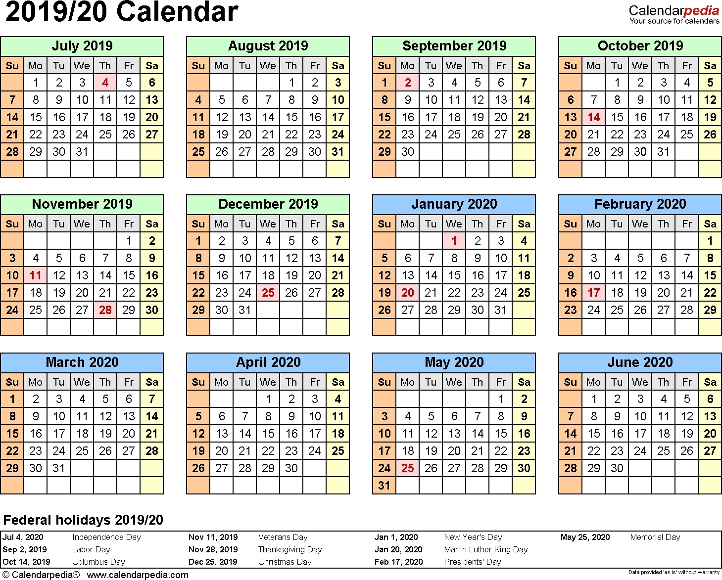 Impressive School Calendar Botswana 2019 • Printable Blank Calendar_Blank Calendar 2020-19 Pdf