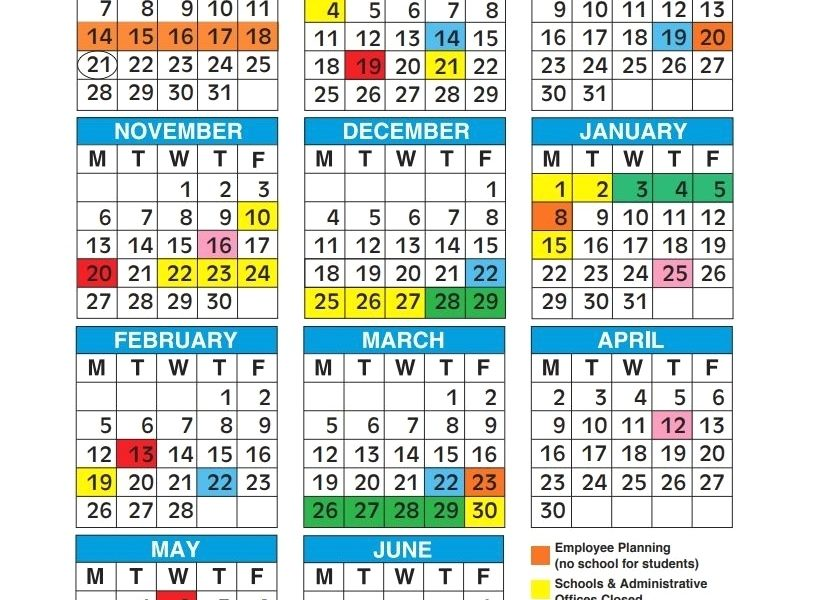 Lovely 23 Sample Broward County School Calendar 2019 | Cofov_Broward County School Calendar