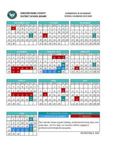 News Archive - Vincent Massey Secondary School_Sad 4 School Calendar