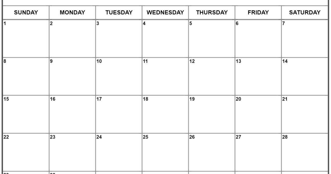 November 2020 Calendar | Free Printable Monthly Calendars_Blank Calendar Pages November 2020