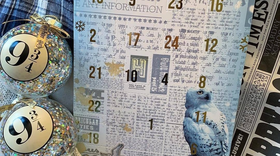 Our Harry Potter Advent Calendar Adds A Touch Of Magic To The_Countdown Calendar Harry Potter