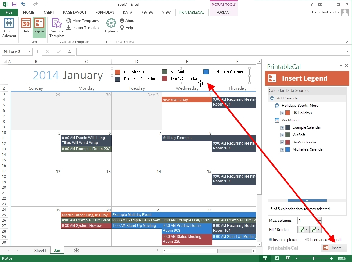 Outlook 2019 Calendar Printing Word Wrap • Printable Blank Calendar_Outlook 2019 Calendar Printing Word Wrap