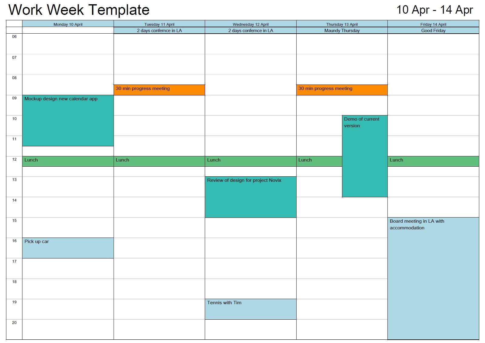 Outlook Calendar Print_Outlook Calendar Printing Templates