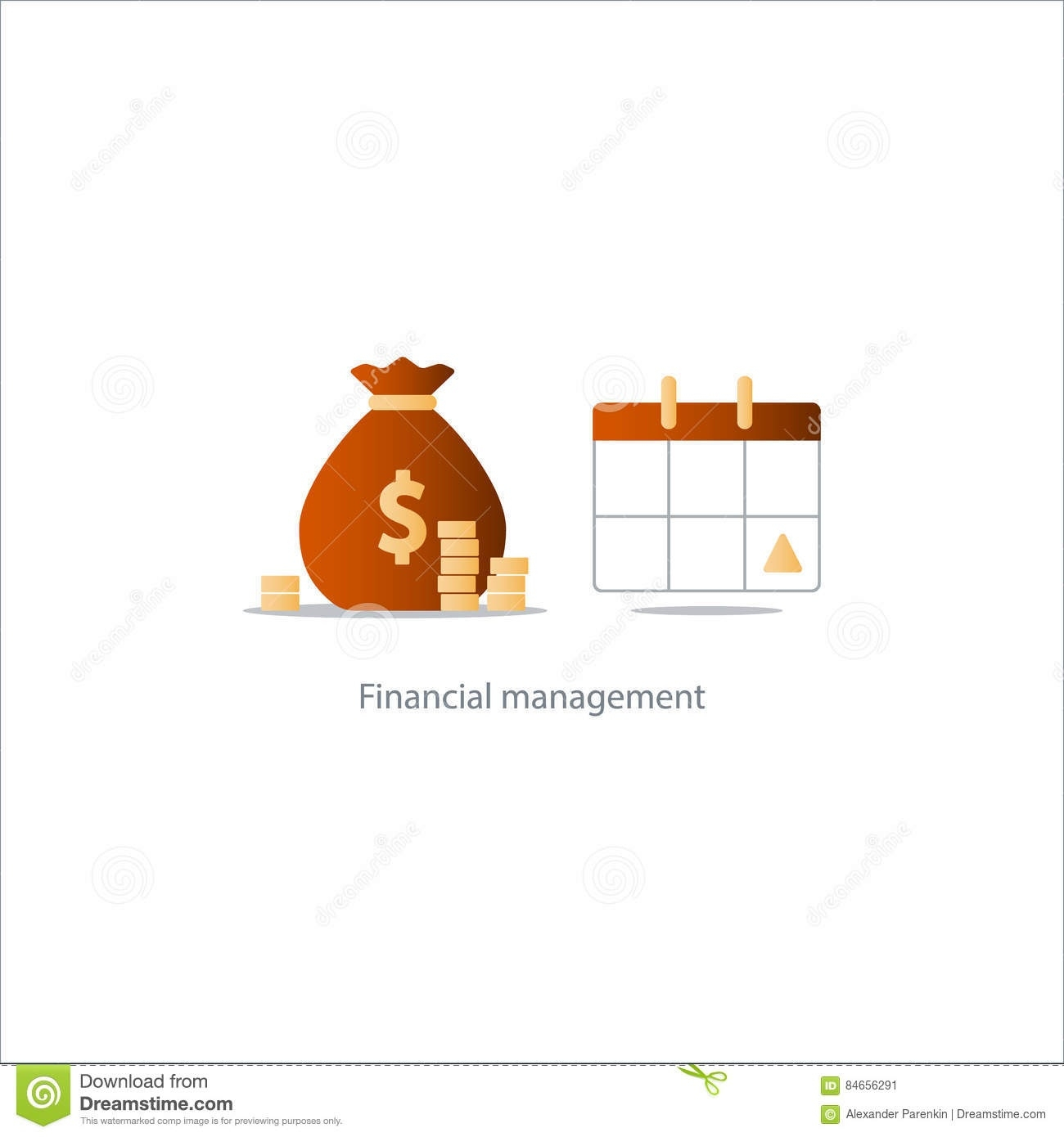 Pay Day, Monthly Payment, Calendar Time Period Icon, Budgeting_Calendar Time Frame Icon