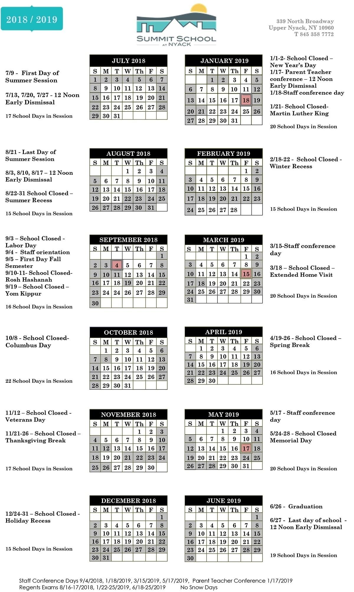 Perky Boces 2 School Calendar • Printable Blank Calendar Template_Boces 2 School Calendar