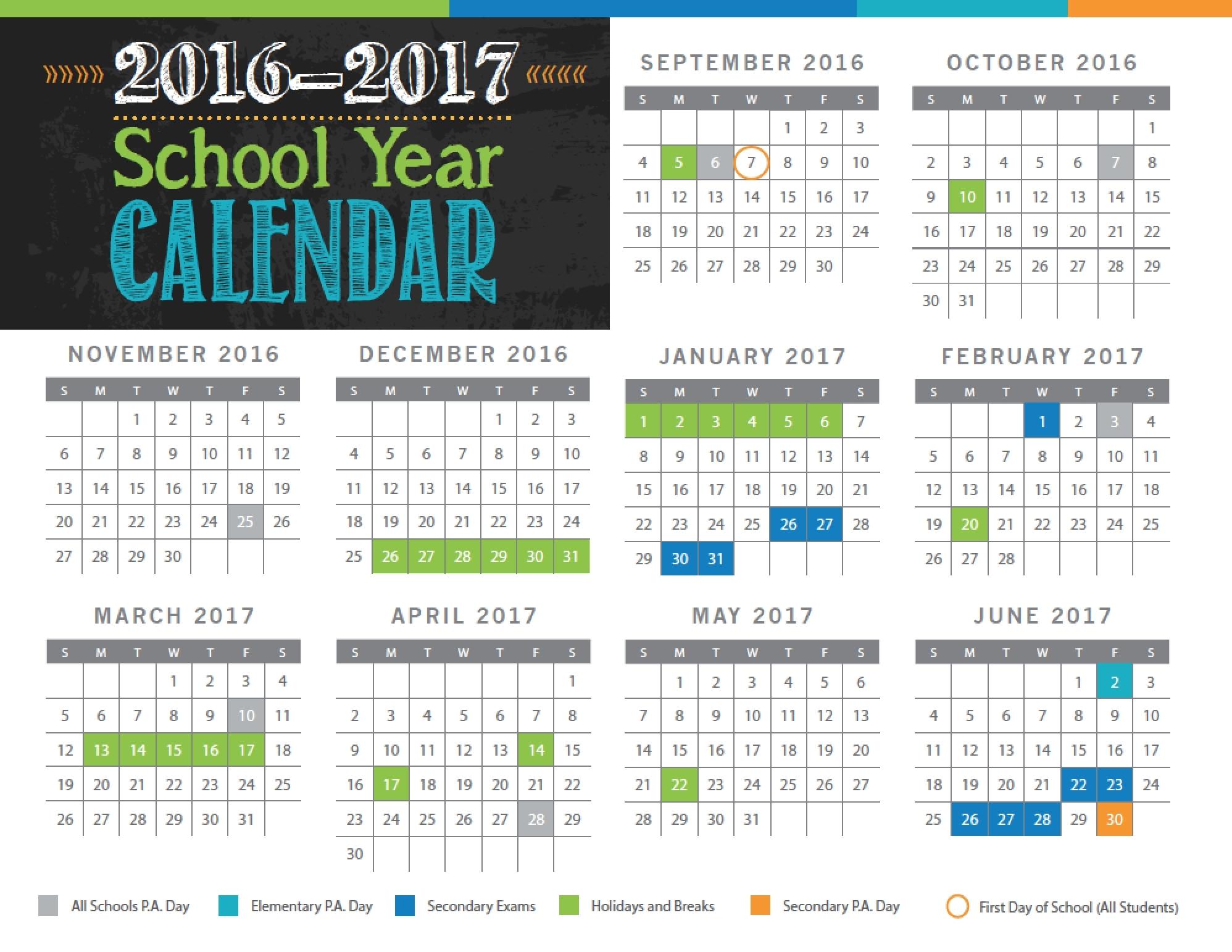 Perky E T Hamilton School Calendar • Printable Blank Calendar Template_E T Hamilton School Calendar