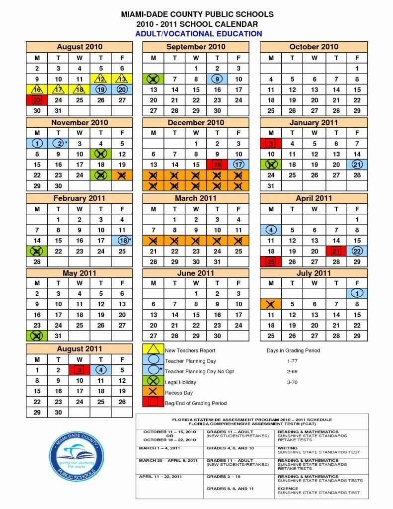 Perky M Dcps School Calendar • Printable Blank Calendar Template_School Calendar East Baton Rouge Parish