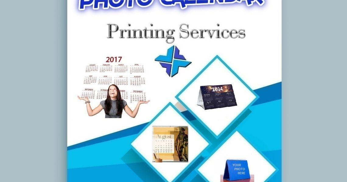 Photo Calendar Printing Services | Printixels™ Philippines_Calendar Printing In Laguna