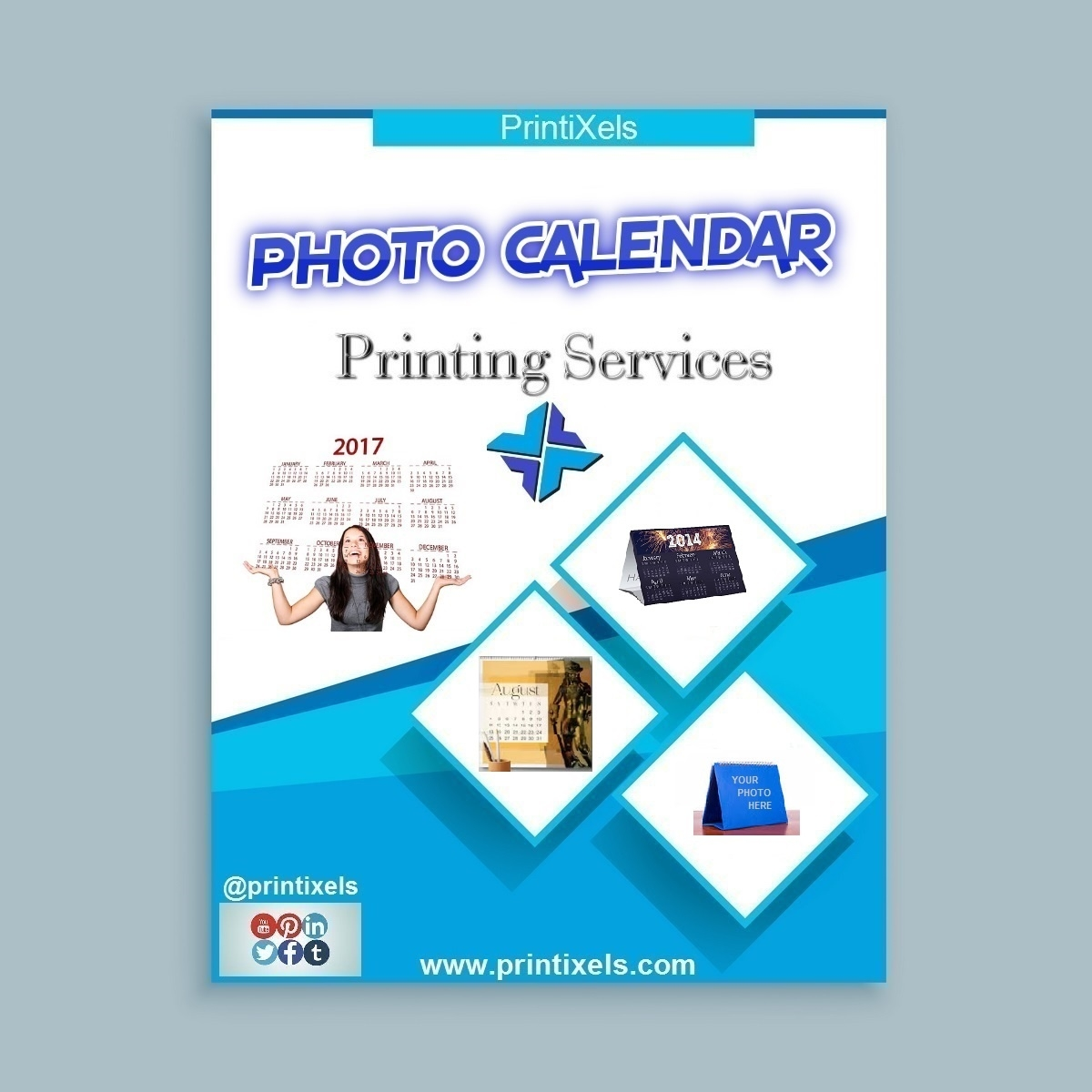 Photo Calendar Printing Services  </p>   </div>        <br>     <div class=