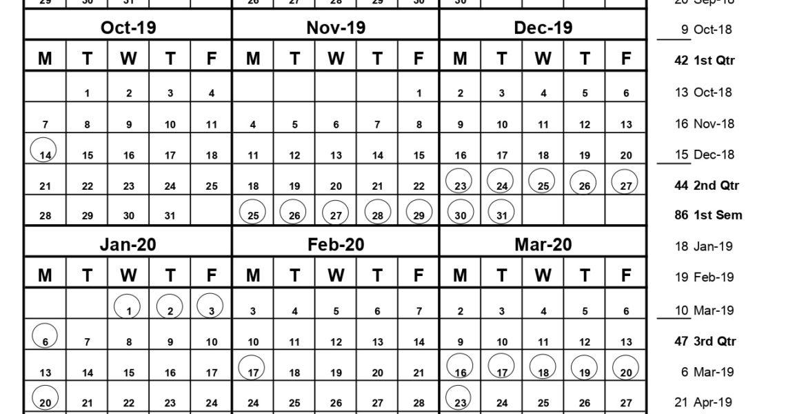 Pinellas County School Calendar Printable Free Download_School Calendar Pinellas County 2020