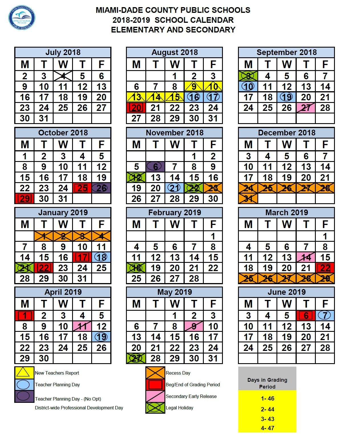 Port St Lucie School Calendar 47 School Calendar 2017 Of Port St_School Calendar Port St Lucie