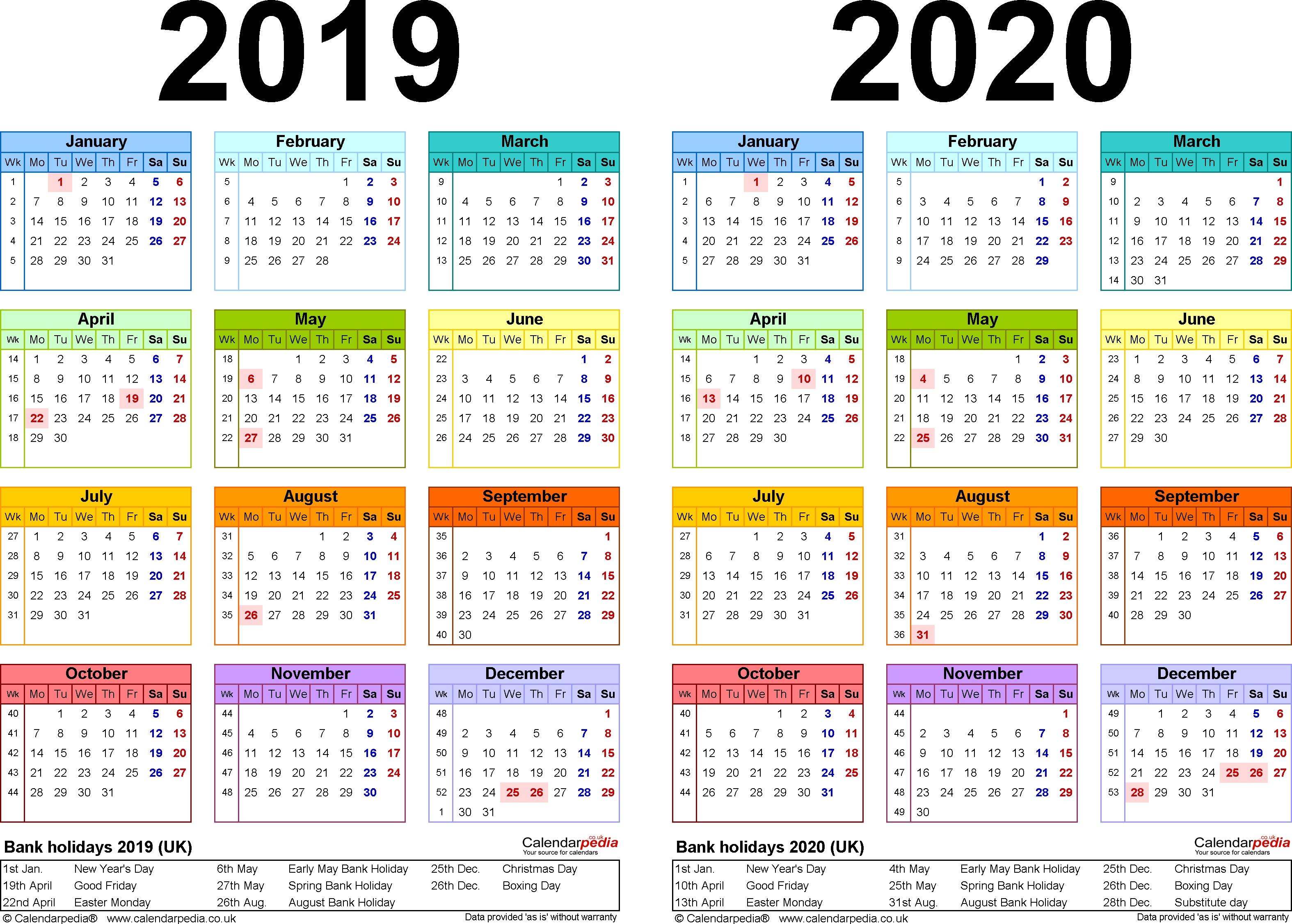 Prentresultaat Vir Calendar 2019 South Africa | Pension | Yearly_School Calendar 2020 South Africa