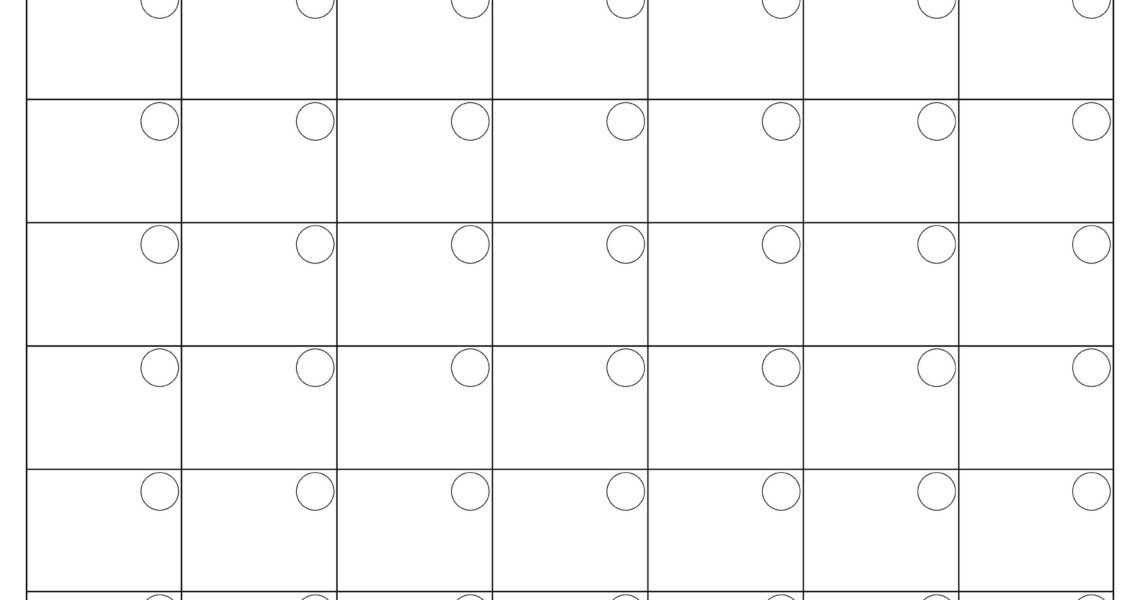 Printable Blank Monthly Calendar | Calendar Template Printable_A Blank Monthly Calendar To Print