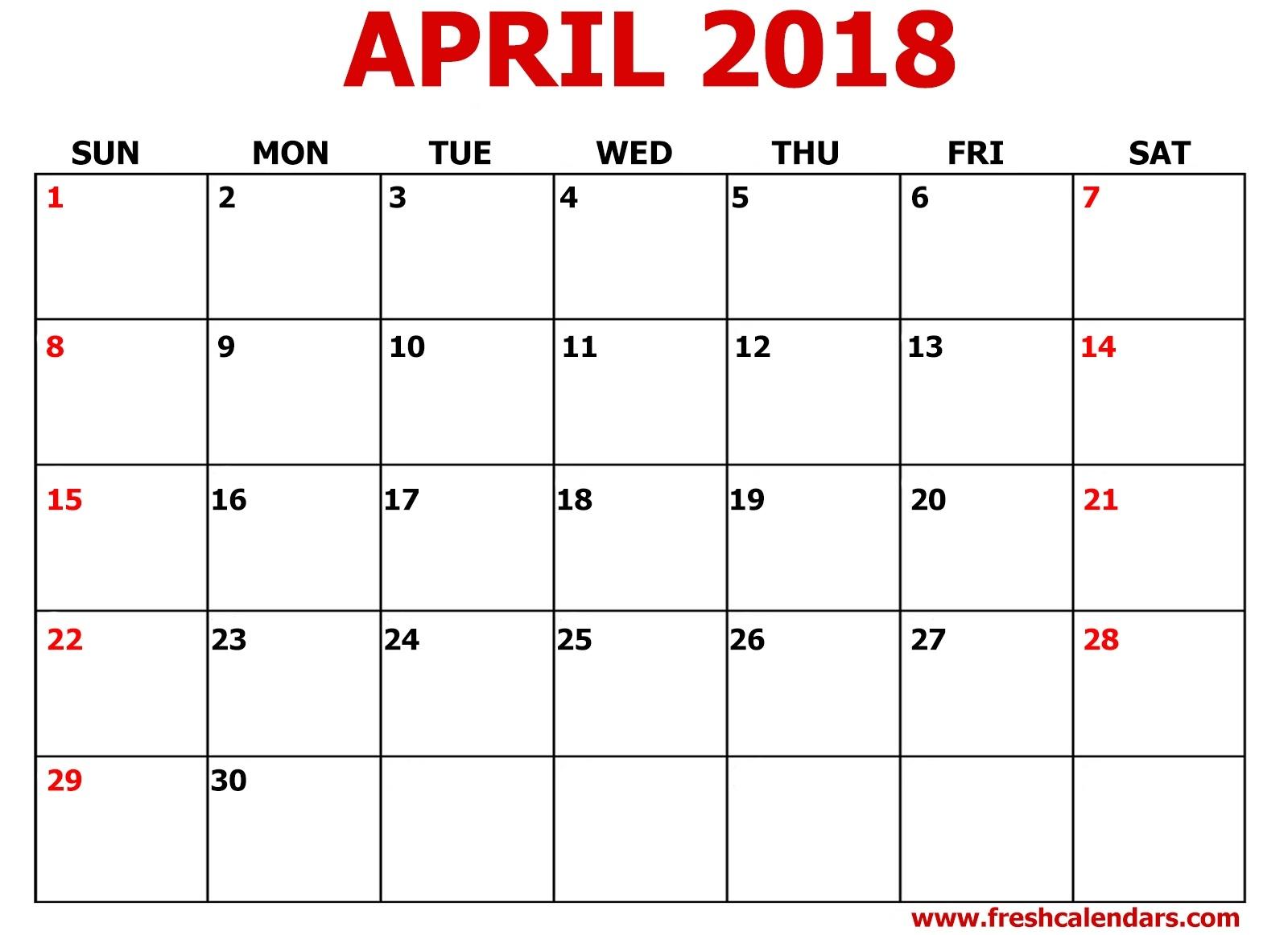 Printable Calendar 2018 8 5 X 11  </p>   </div>        <br>     <div class=