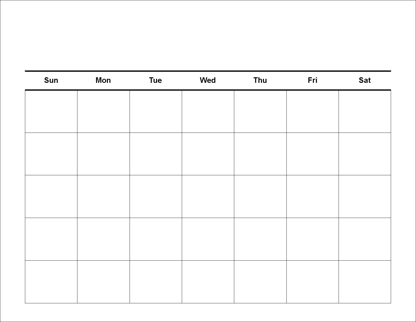 Printable Calendar Grid Leonescapersco Free 2 Week Blank Printable_Free Blank Calendar Grid