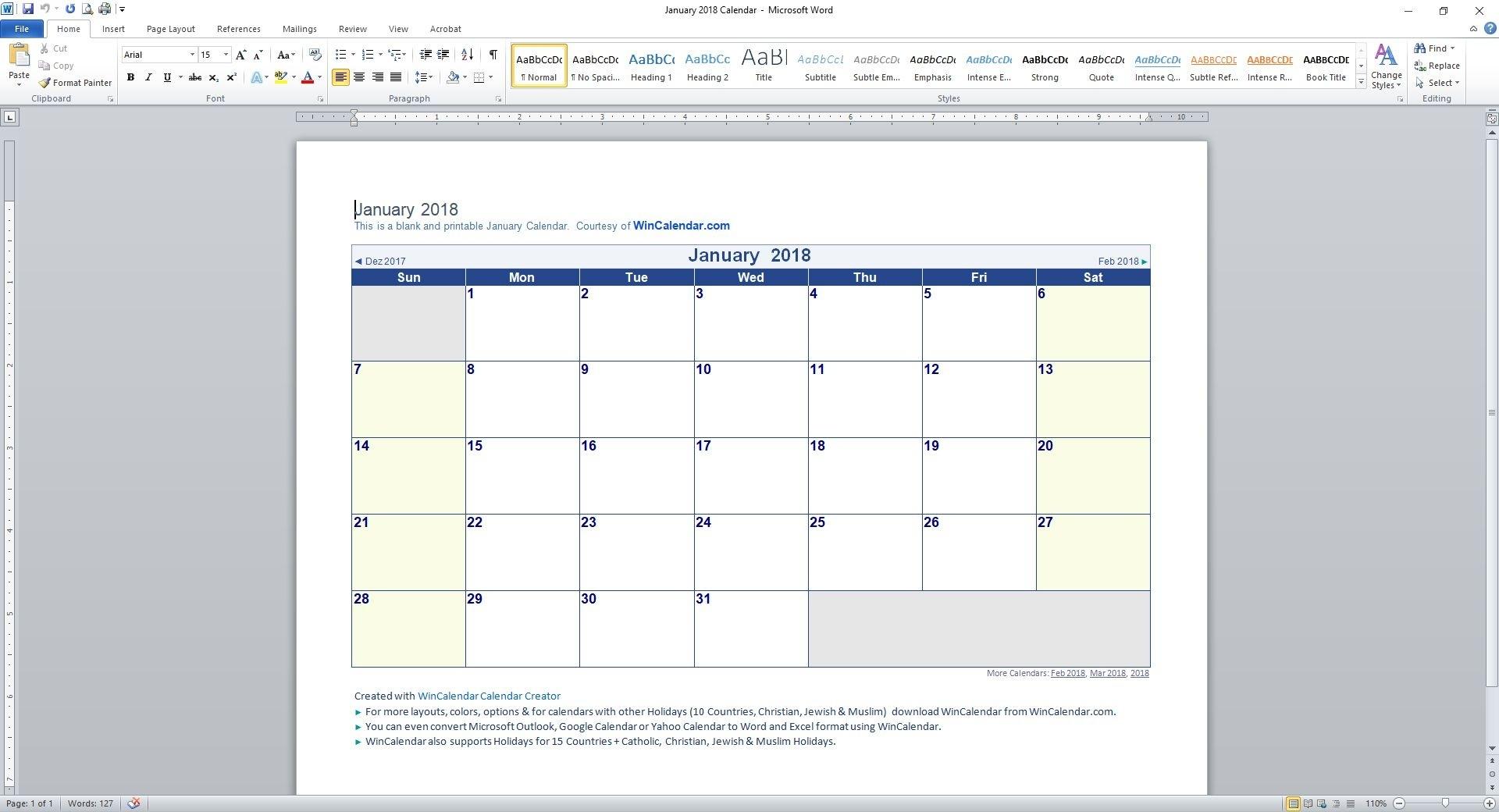Printable Calendar Weekdays Only  </p>   </div>        <br>     <div class=
