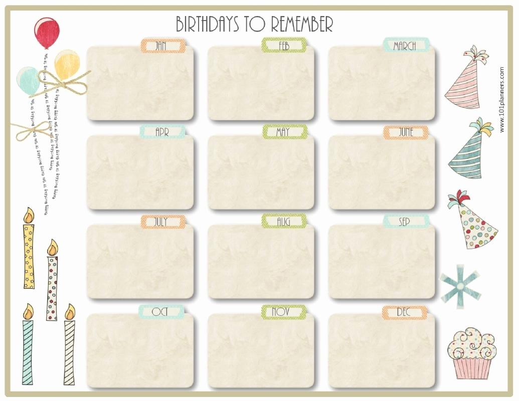 Printable Countdown Calendar Template And Printable Birthday_Birthday Calendar Countdown Printable
