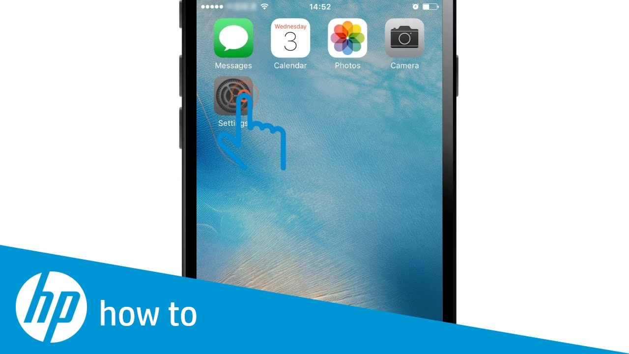 Printing From Apple Ios To An Hp Printer_Printing Calendar From Ipad