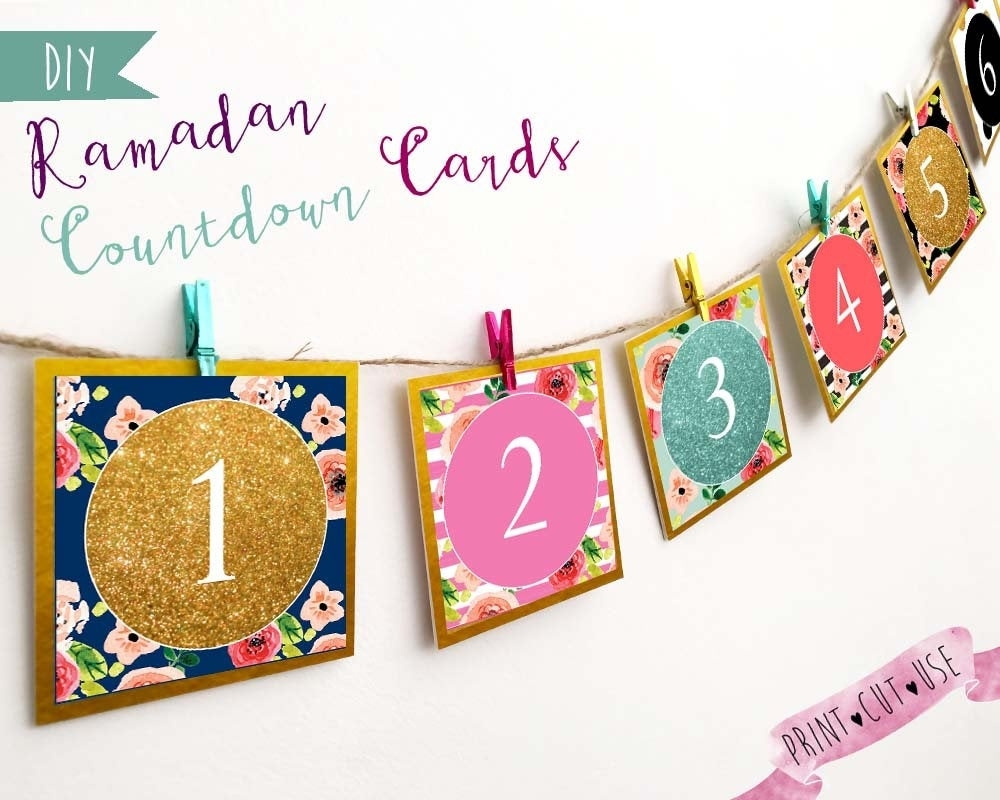 Ramadan Advent Calendar 2019: Buying Guide_Ramadan Countdown Calendar Morrisons