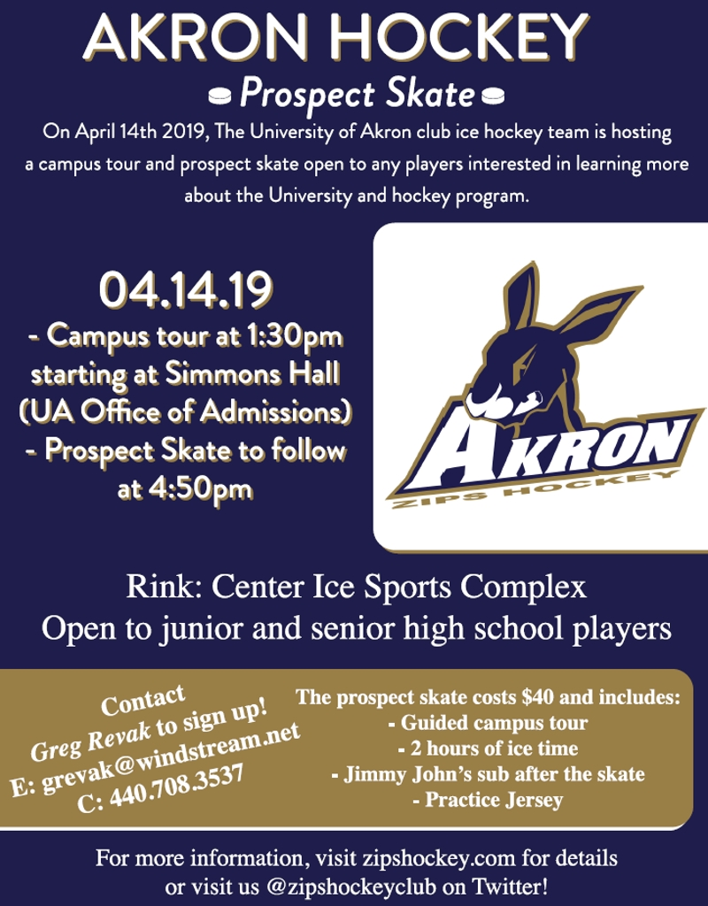 Recruitment And Prospect Day_Akron U School Calendar