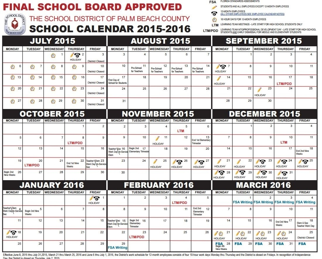 Remarkable U Of F School Calendar • Printable Blank Calendar Template_U Of F School Calendar
