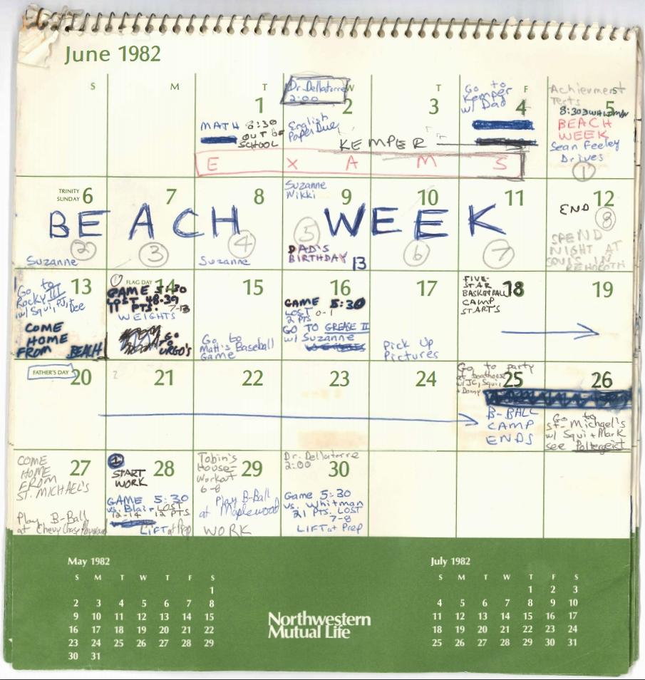 See 4 Months Of Brett Kavanaugh&#039;s Calendar From 1982  </p>   </div>        <br>     <div class=